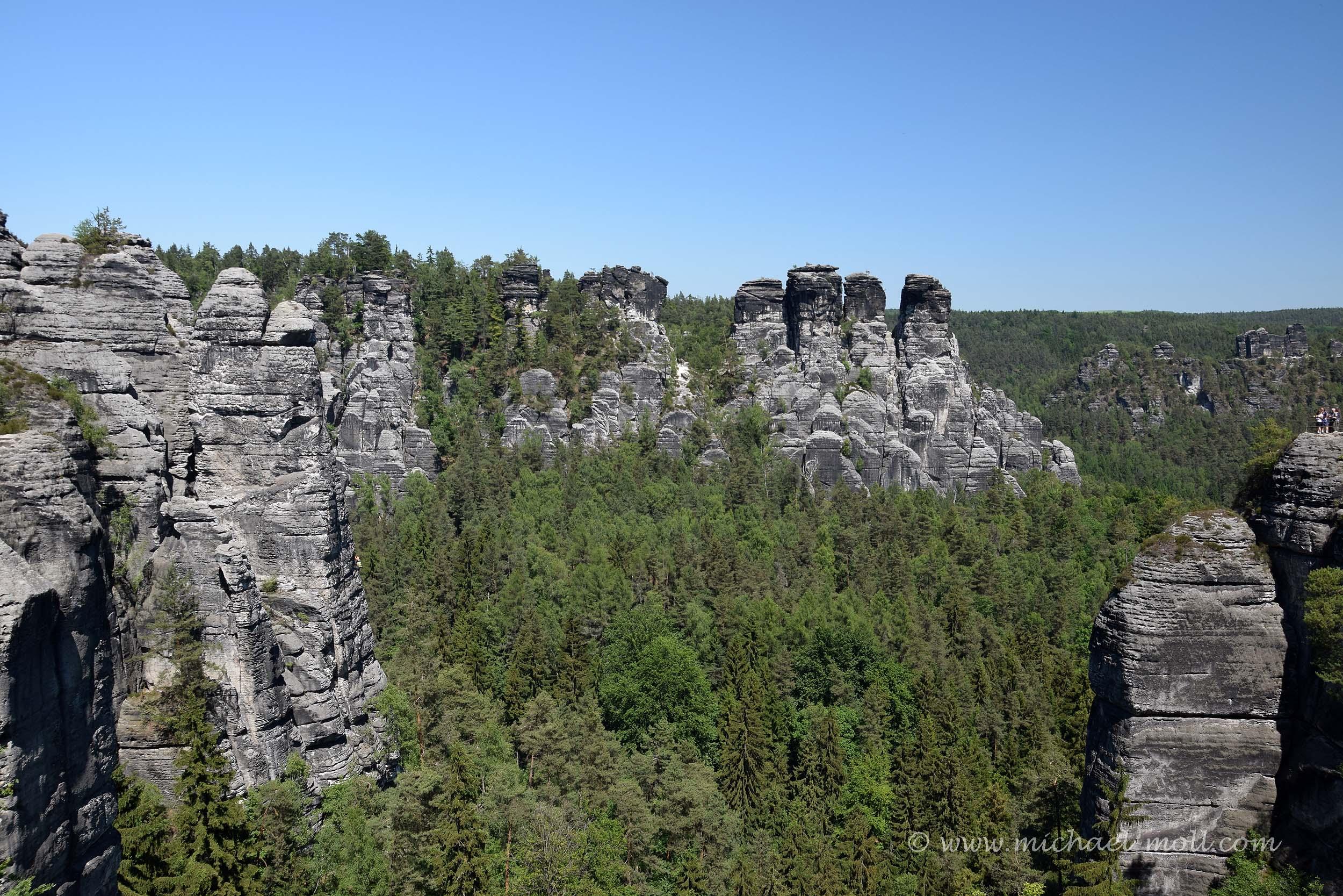 Felsen an der Bastei