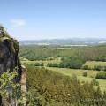 Ausblick vom Pfaffenstein