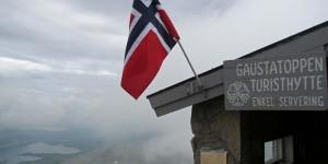 Gaustatoppen-Hütte