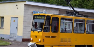 Thüringerwaldbahn in Tabarz