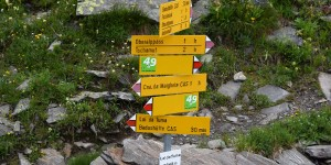 Wanderwege am Oberalppass