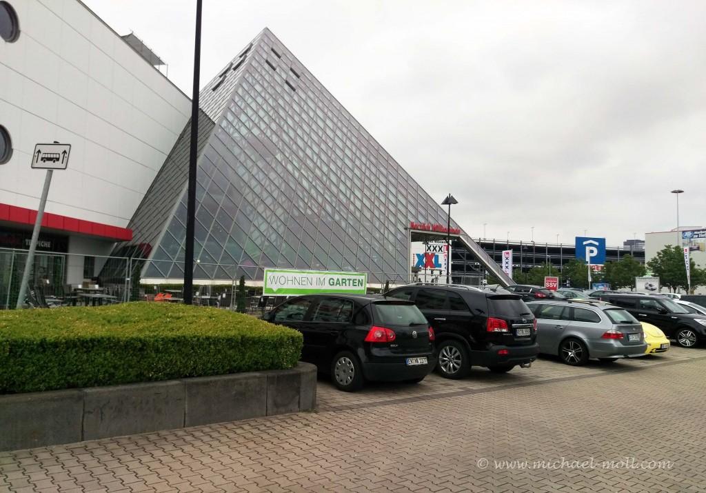 Pyramiden in Essen