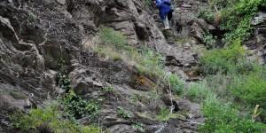 Klettersteig zum Collisturm