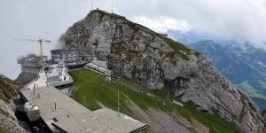 Bergstation am Pilatus