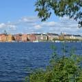 Blick über den Riddarfjärden