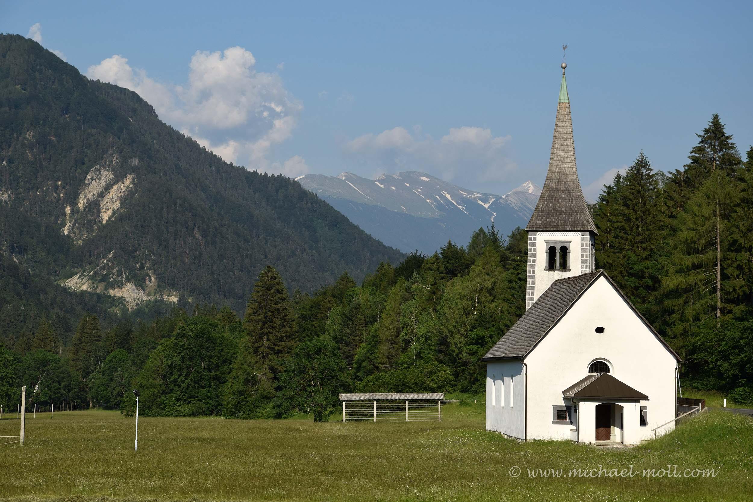 Kapelle in Slowenien