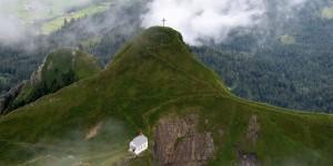Klimsenhorn mit Kapelle