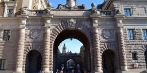 Portal zum Reichstag