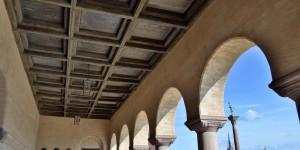 Säulen am Stadshus