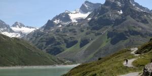 Gipfel rund um den See