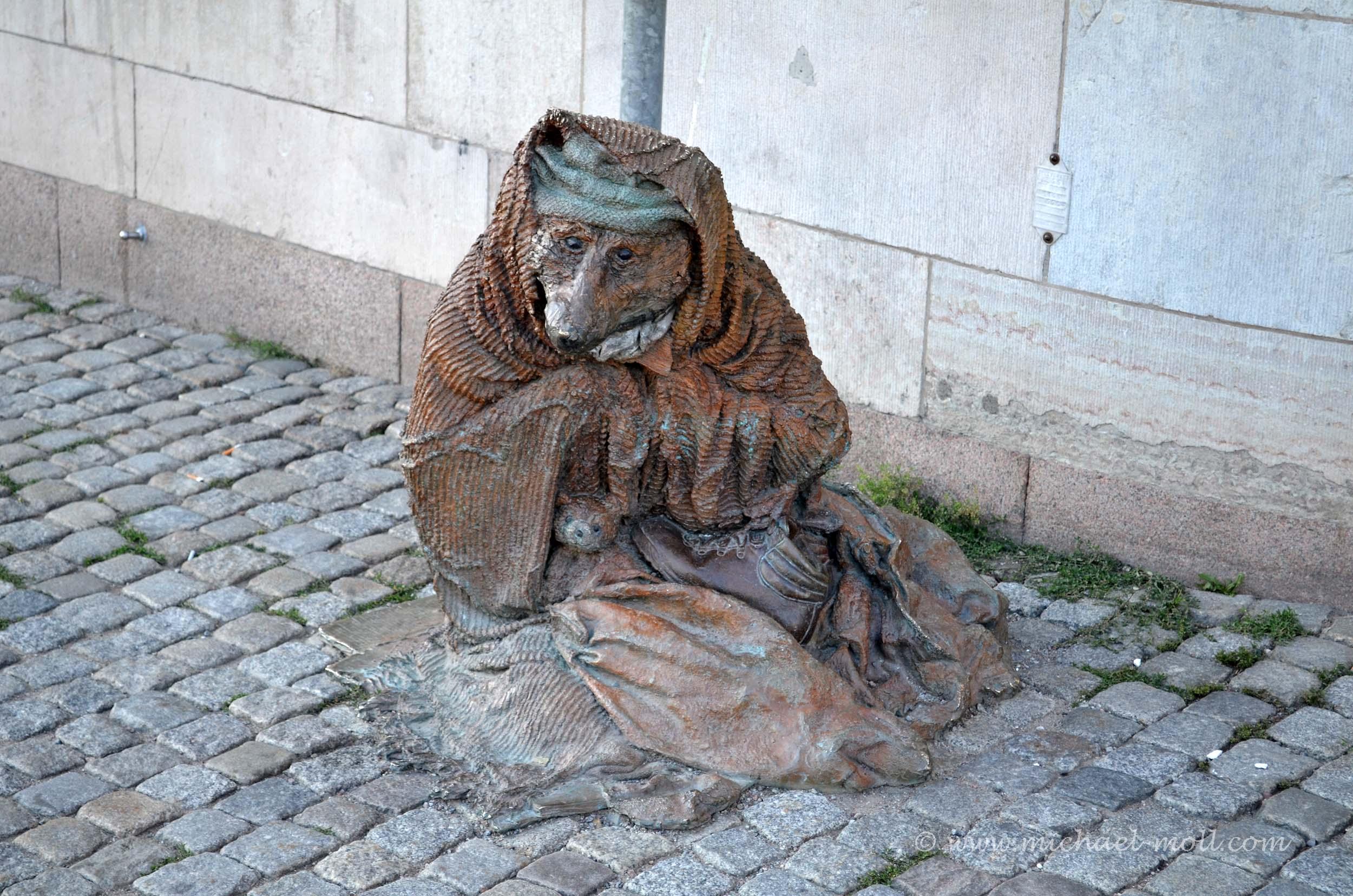 Skulptur von Laura Ford