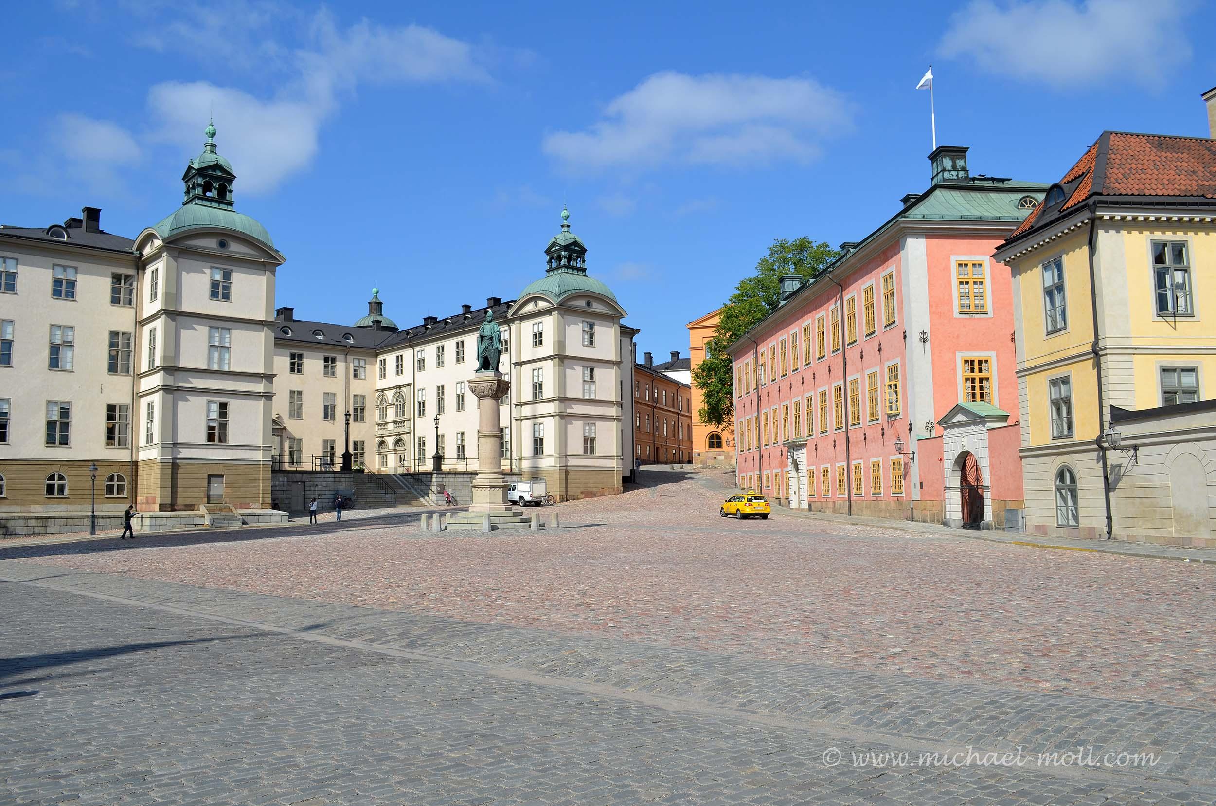 Stenbock Palast auf Riddarholmen