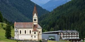 Kirche in Trafoi