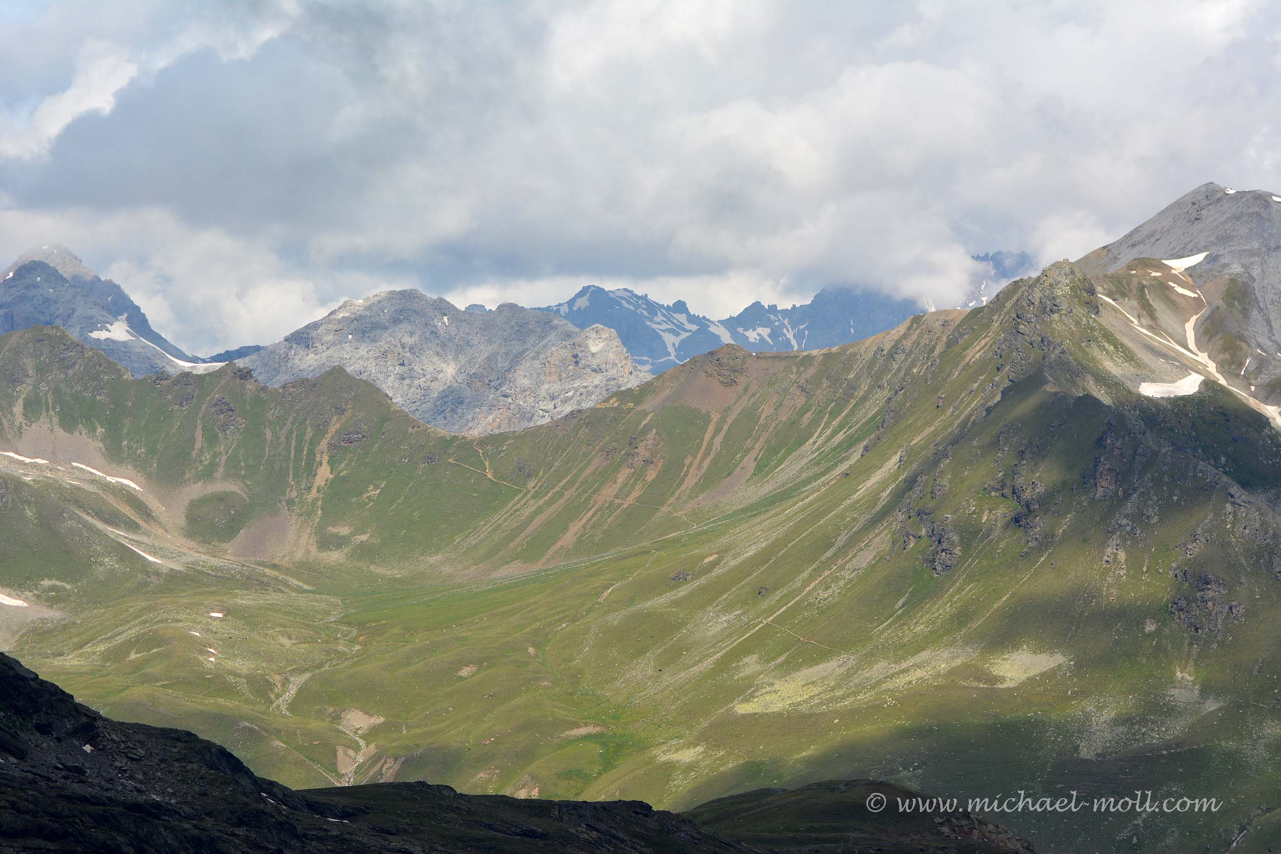 Alpen in Südtirol