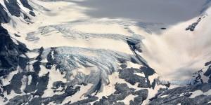 Gletscher am Stilfser Joch