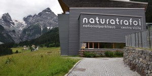 Nationalparkzentrum Naturatrafoi