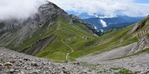 Wanderweg nach Alpnachstadt