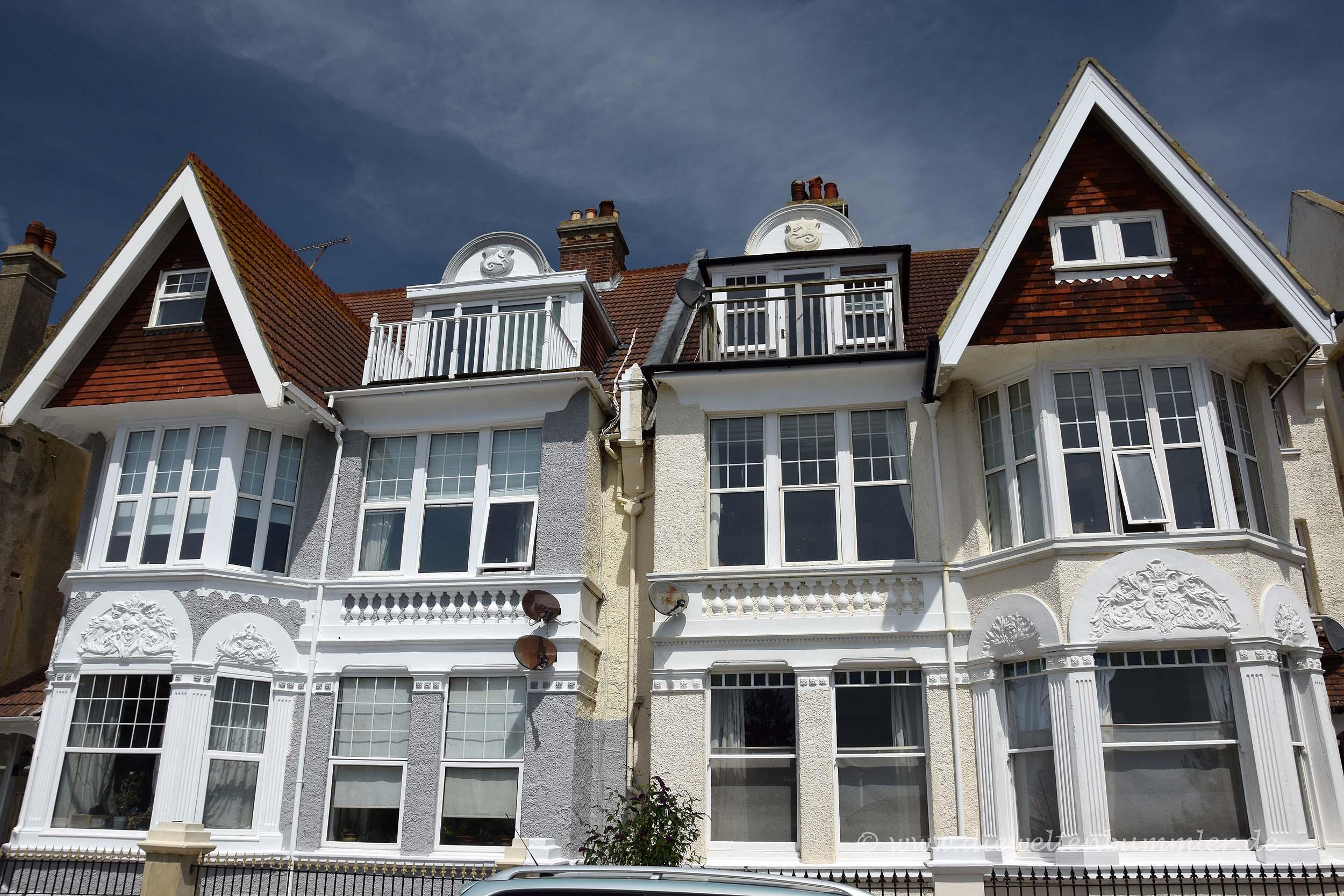 Südenglische Häuser