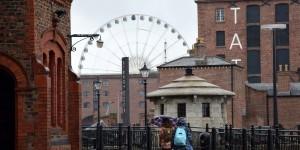 Riesenrad in Liverpool