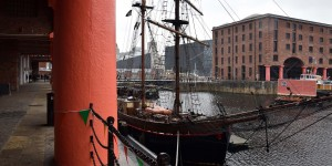 Die Albert Docks in Liverpool sind Weltkulturerbe