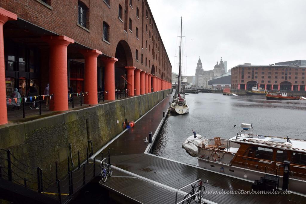 Weltkulturerbe Albert Docks