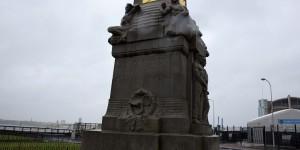 Titanic Denkmal in Liverpool