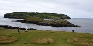 Insel Kitterland im Süden der Isle of Man