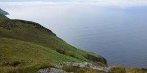 Küste im Süden der Isle of Man
