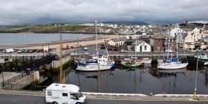 Hafen von Peel