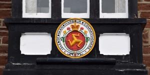 Wappen der Isle of Man
