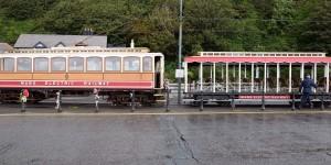 Straßenbahn auf der Isle of Man