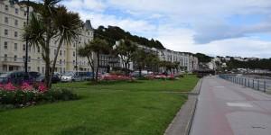 Promenade in der Hauptstadt Douglas