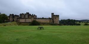 Alnwick Castle als Hogwarts