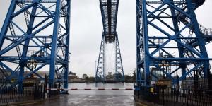 Schwebefähre in Middlesbrough