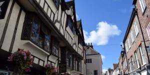 Yorks Altstadt