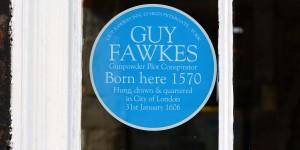Geburtsort von Guy Fawkes