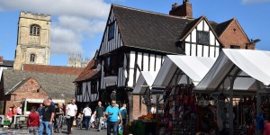 Marktplatz in York