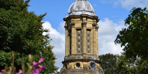 Kirche in Saltaire