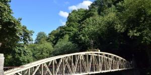 Brücke in Matlock
