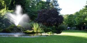 Garten in Matlock