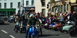 Matlock ist Motorradtreff