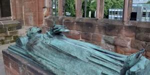 Kirchenruine in Coventry