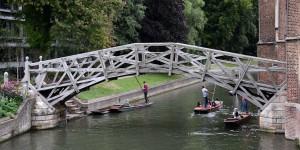 Akademikerbrücke in Cambridge