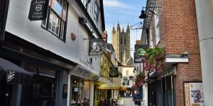 Altstadt von Canterbury