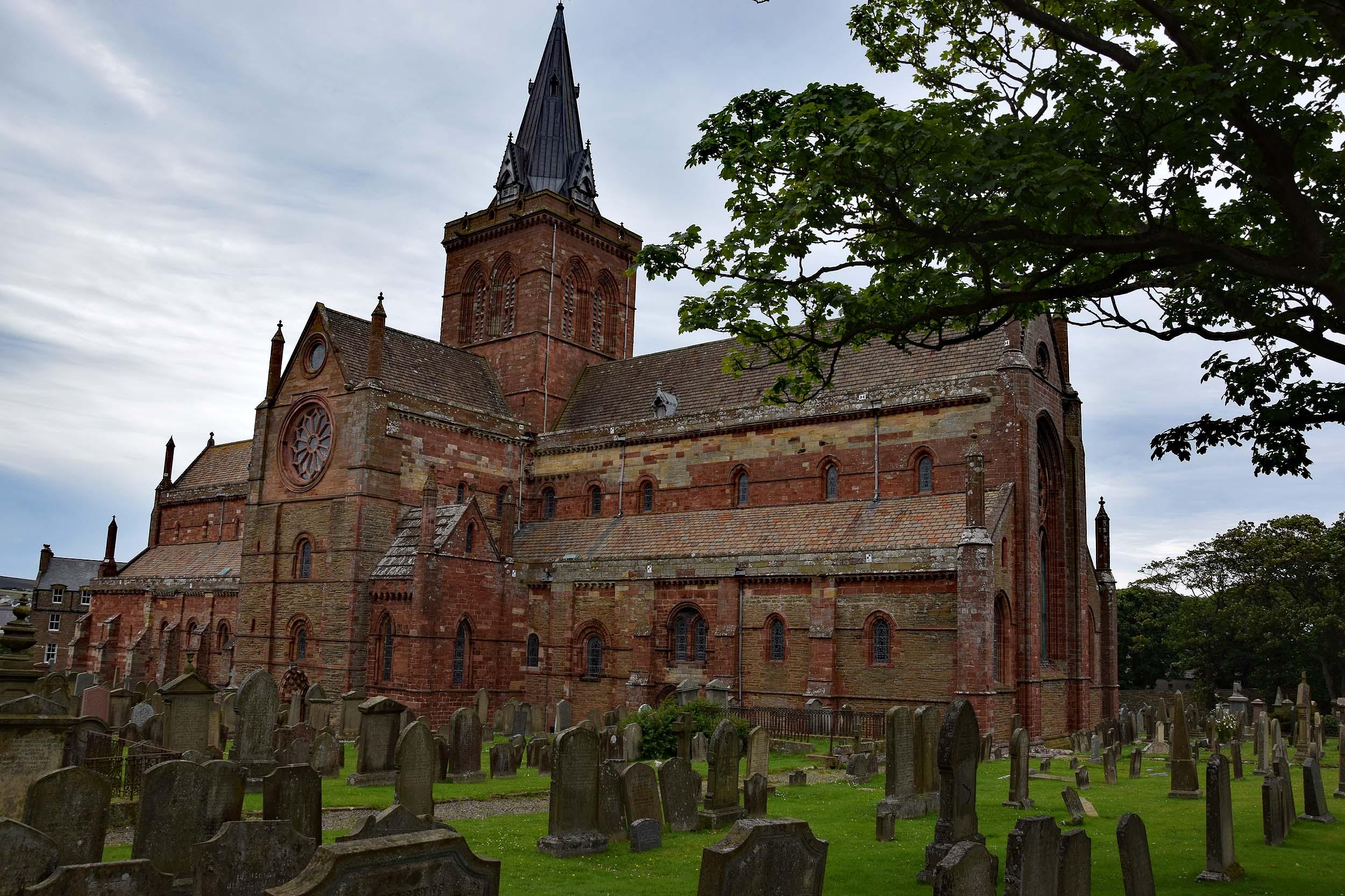 Magnus-Kathedrale in Kirkwall