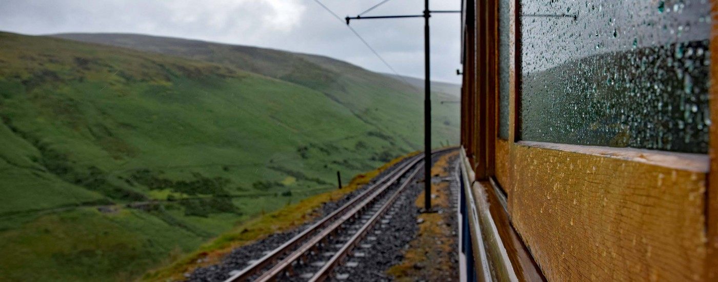 Snaefell-Bergbahn