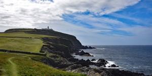 Wandern im Süden der Shetland-inseln