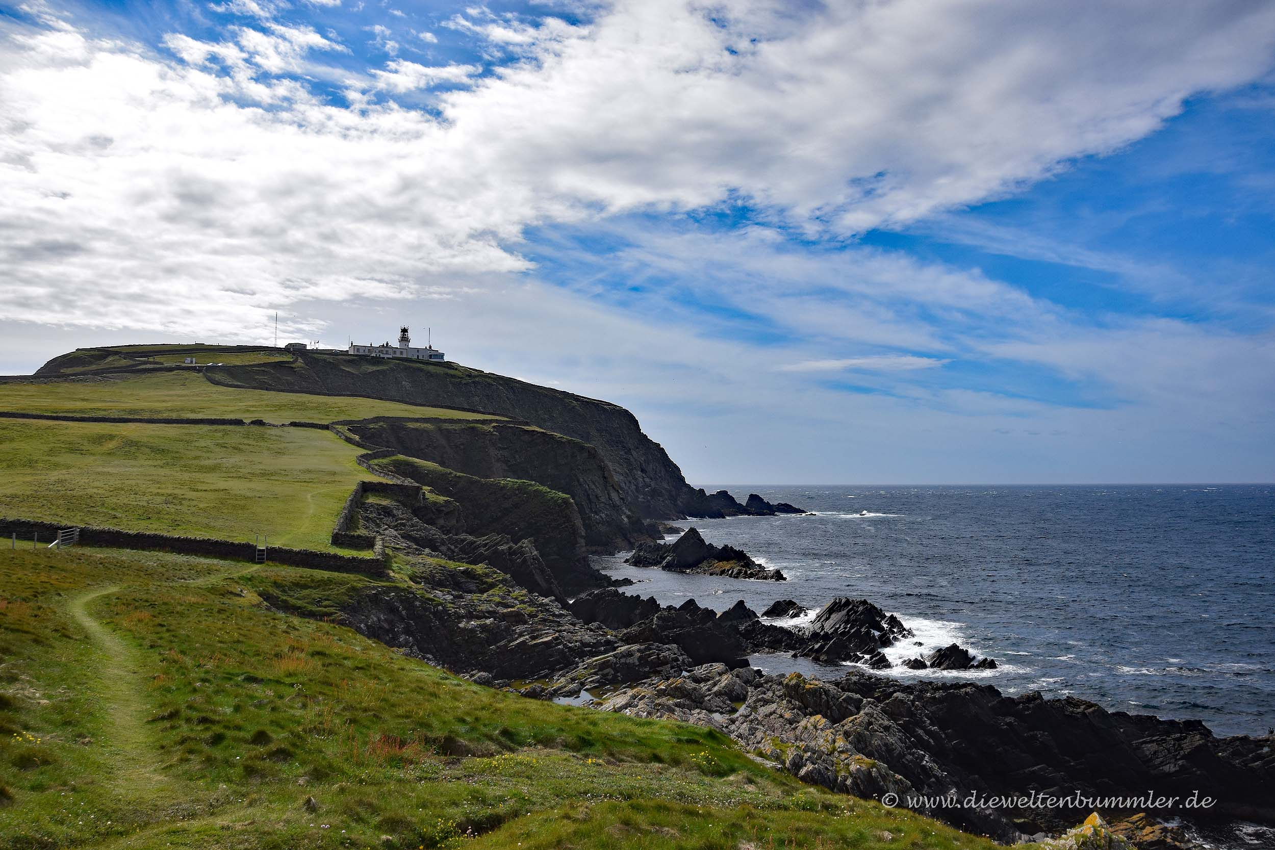 Sumburgh auf den Shetland-Inseln