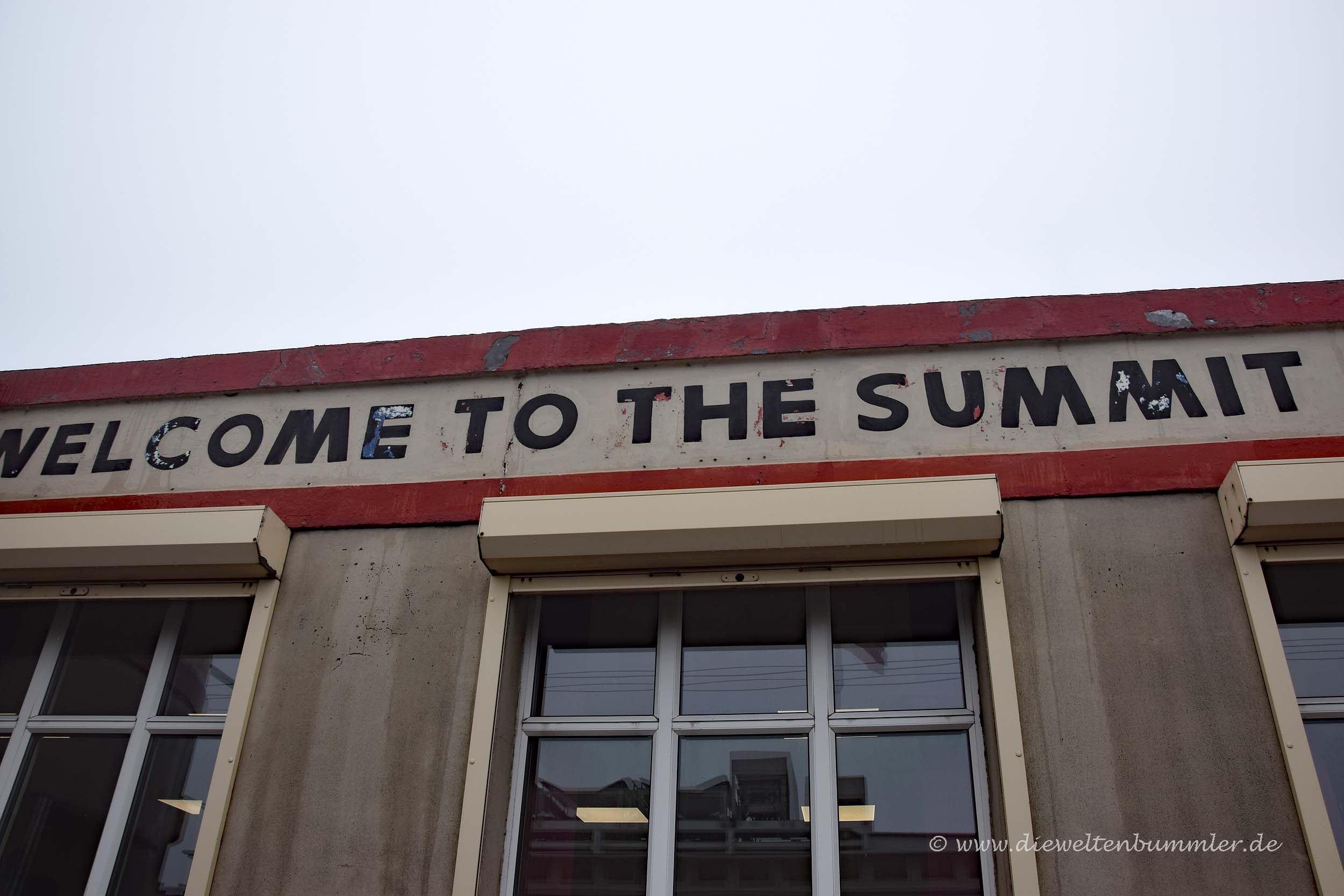 Willkommen auf dem Snaefell