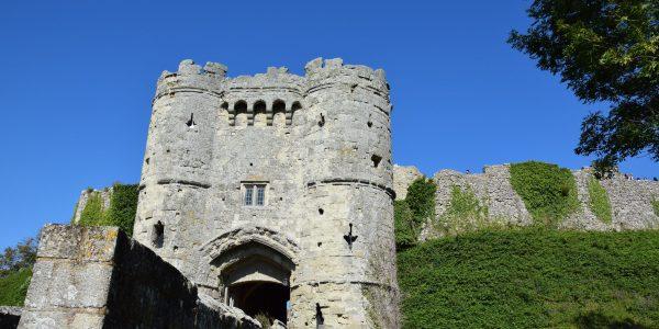 Zugang zum Castle
